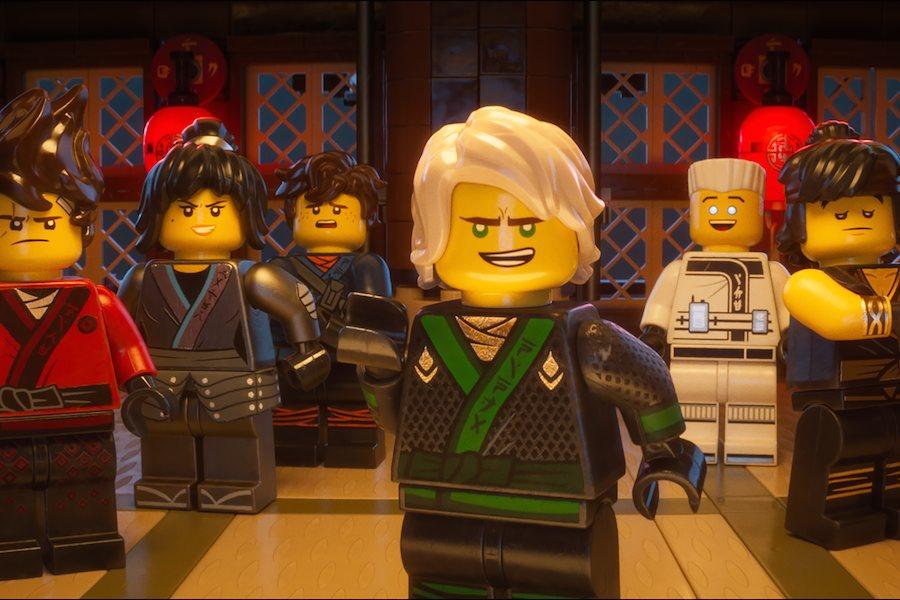 Recensie De LEGO Ninjago Film Cinemagazine