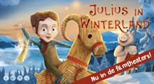 Julius in winterland - nu in de filmtheaters