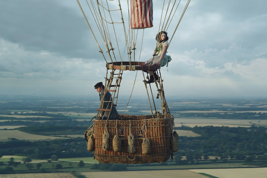Recensie The Aeronauts Cinemagazine