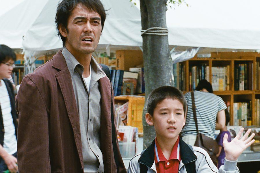 Recensie After the Storm (Umi yori mo mada fukaku) Cinemagazine