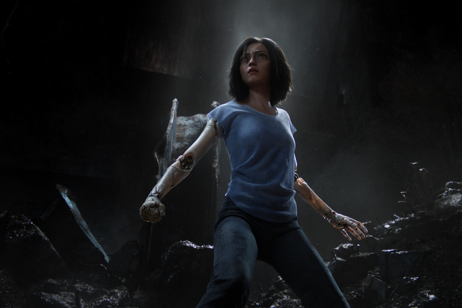 Recensie Alita: Battle Angel Cinemagazine
