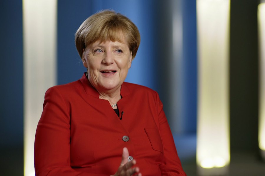 Recensie Angela Merkel: The Unexpected Cinemagazine