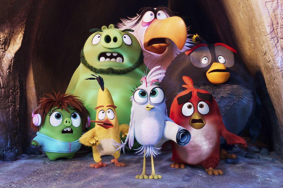 Recensie Angry Birds 2 Cinemagazine