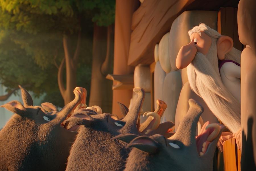 Recensie Asterix - Het geheim van de toverdrank Cinemagazine