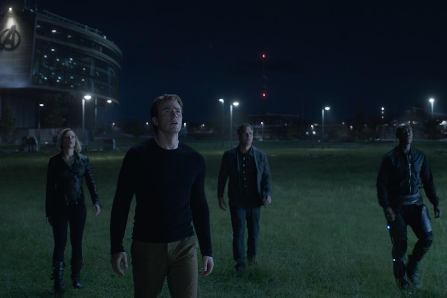 Recensie Avengers: Endgame Cinemagazine