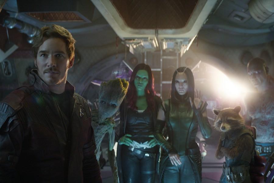 Recensie Avengers: Infinity War Cinemagazine