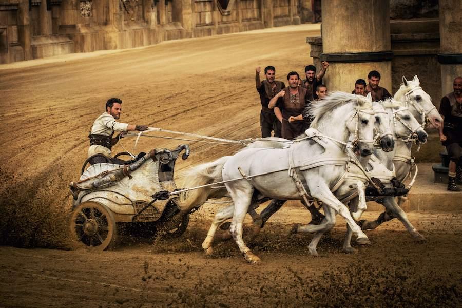Recensie Ben-Hur (2016) Cinemagazine
