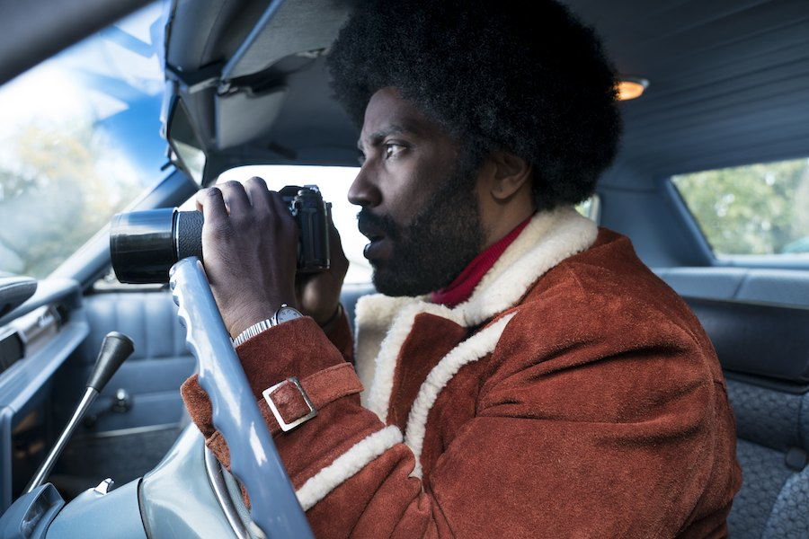 Recensie BlacKkKlansman Cinemagazine