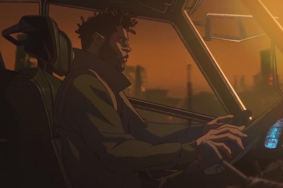 Recensie Blade Runner: Black Out 2022 Cinemagazine