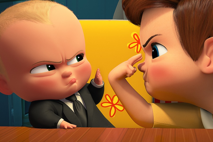 Recensie The Boss Baby Cinemagazine