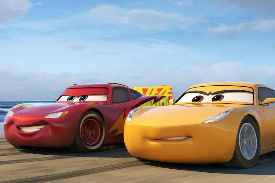 Recensie Cars 3 Cinemagazine