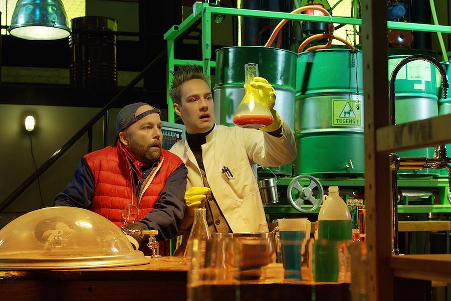 Recensie De Club van Sinterklaas & geblaf op de pakjesboot Cinemagazine