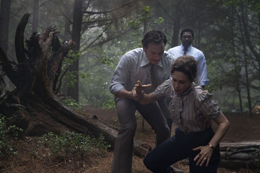 Recensie The Conjuring: The Devil Made Me Do It Cinemagazine