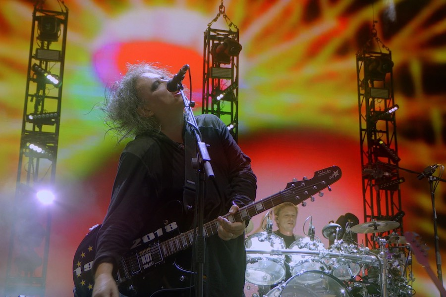 Recensie The Cure: 40th Anniversary – LIVE in Hyde Park, London Cinemagazine