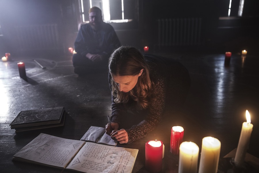 Recensie A Dark Song Cinemagazine
