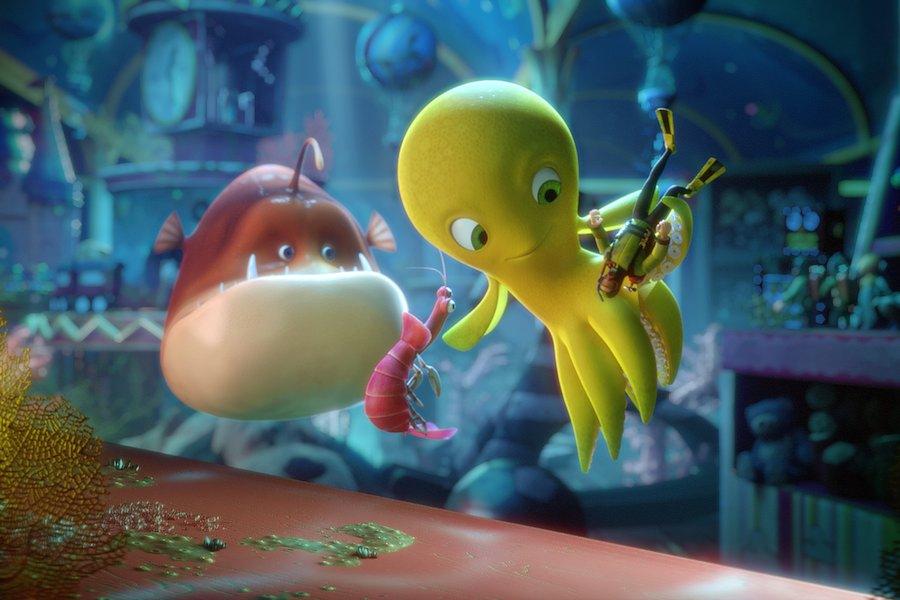 Recensie Diep in de zee Cinemagazine