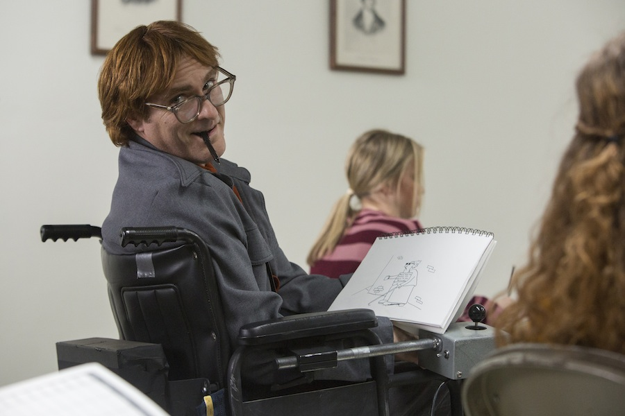Recensie Don't Worry He Won't Get Far on Foot Cinemagazine