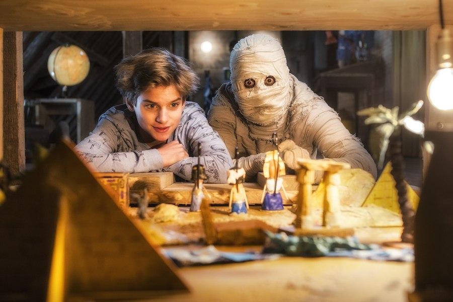 Recensie Dummie de Mummie en de tombe van Achnetoet Cinemagazine