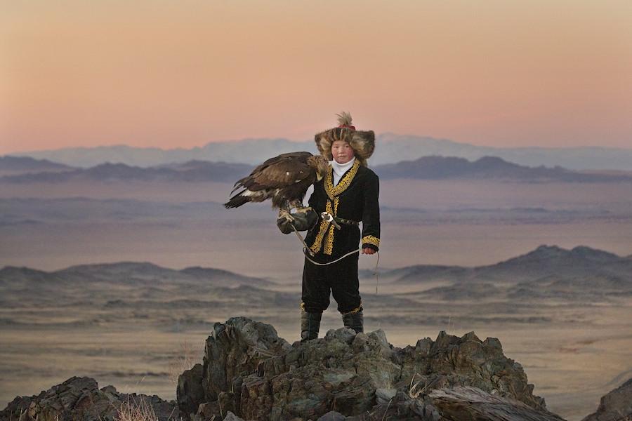 Recensie The Eagle Huntress Cinemagazine