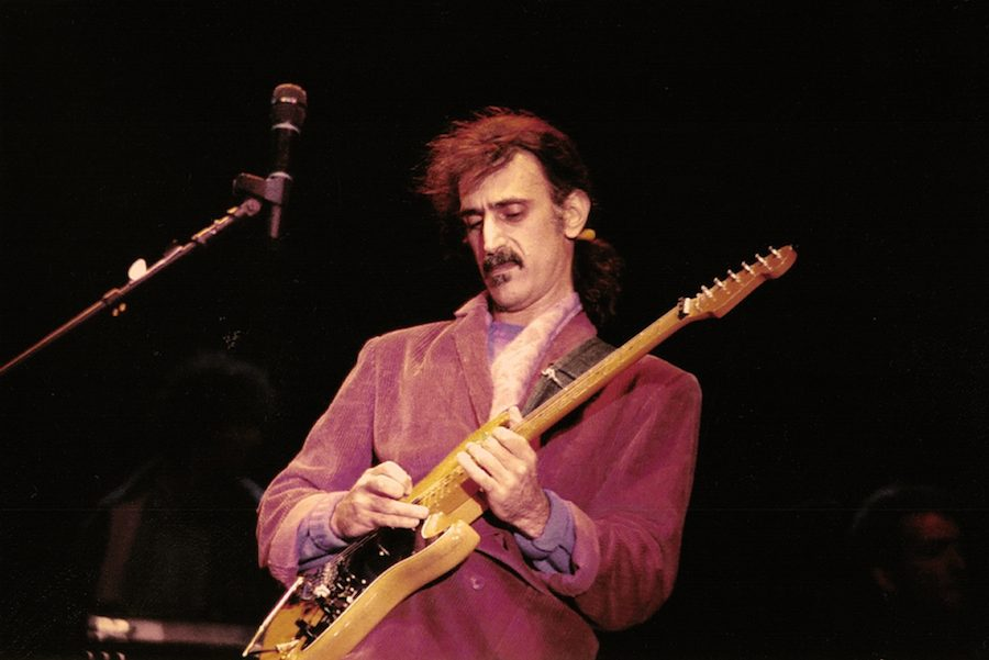 Recensie Eat That Question: Frank Zappa in His Own Words Cinemagazine