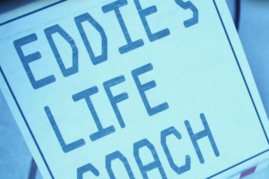 Recensie Eddie's Life Coach Cinemagazine