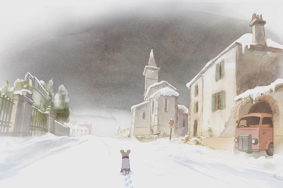 Recensie Ernest en Celestine: Winterpret Cinemagazine