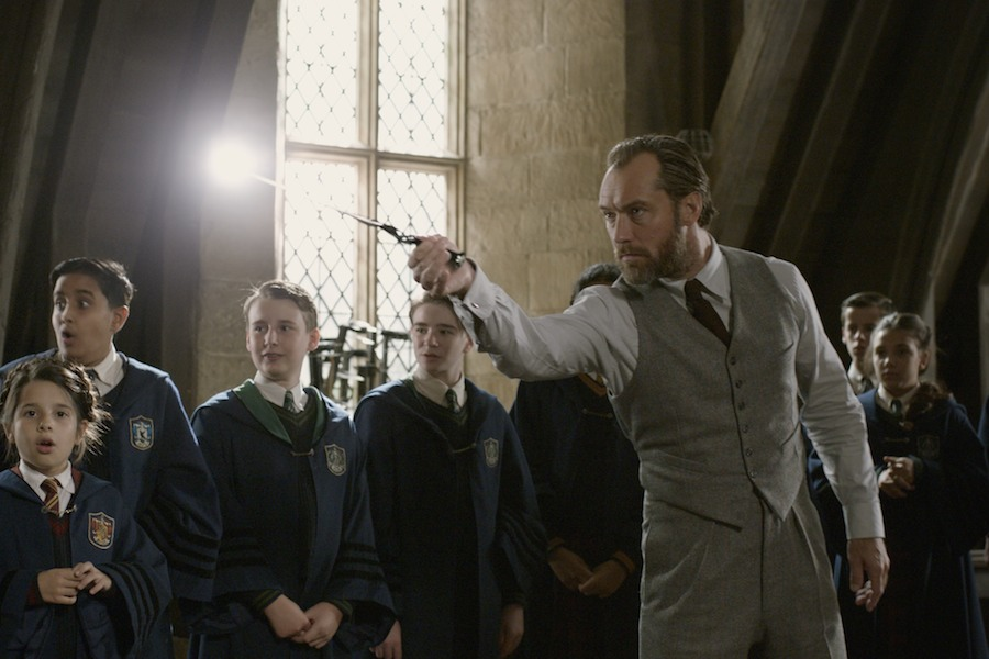 Recensie Fantastic Beasts: The Crimes of Grindelwald Cinemagazine