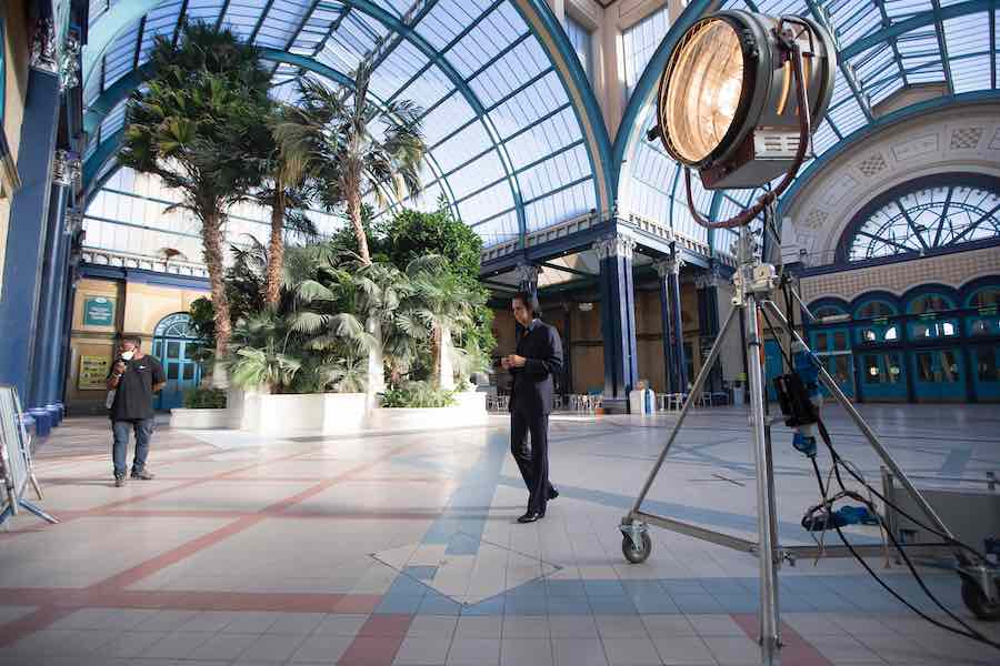 Favoriete films 2020: Idiot Prayer - Nick Cave at Alexandra Palace Cinemagazine