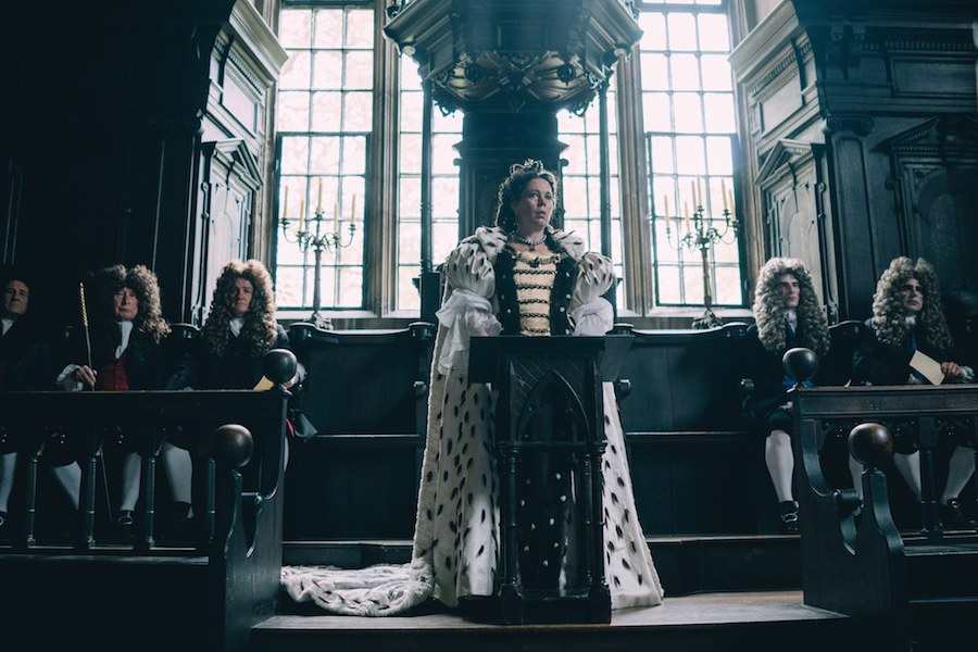 Recensie The Favourite Cinemagazine