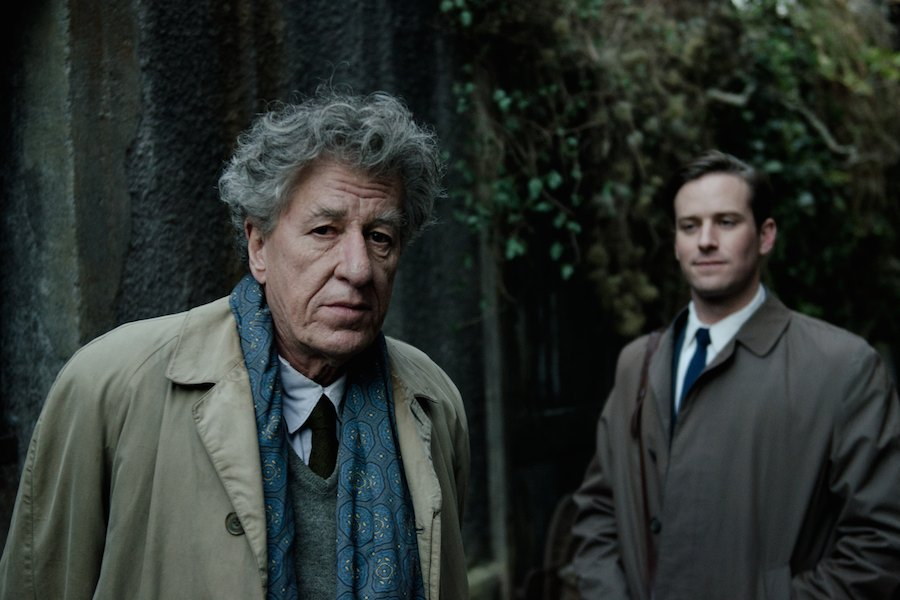 Recensie Final Portrait Cinemagazine