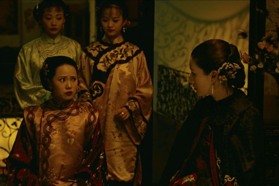 Recensie Flowers of Shanghai Cinemagazine