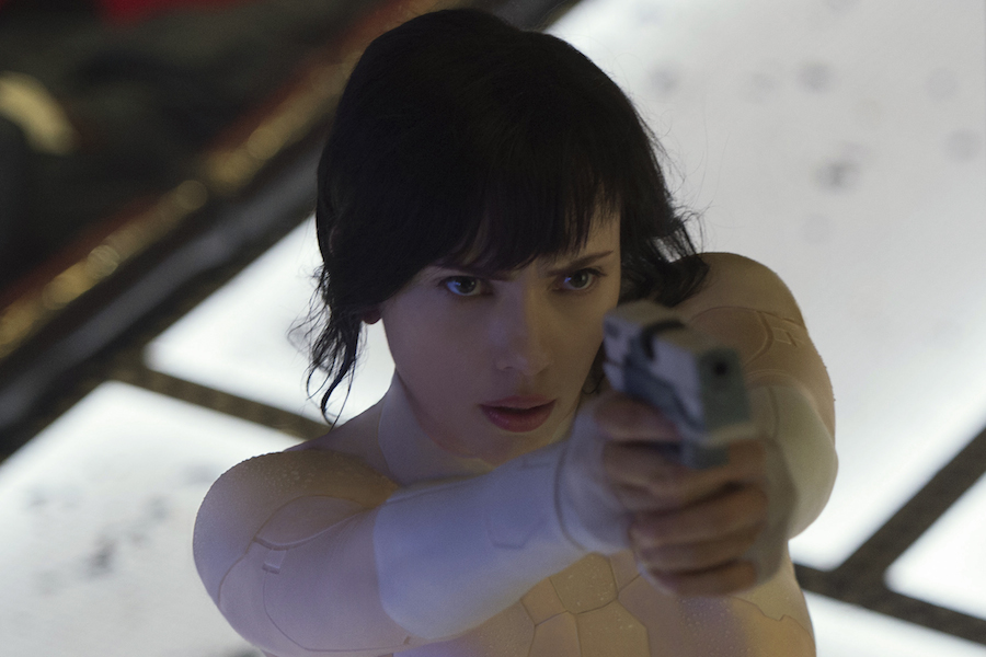 Recensie Ghost in the Shell Cinemagazine