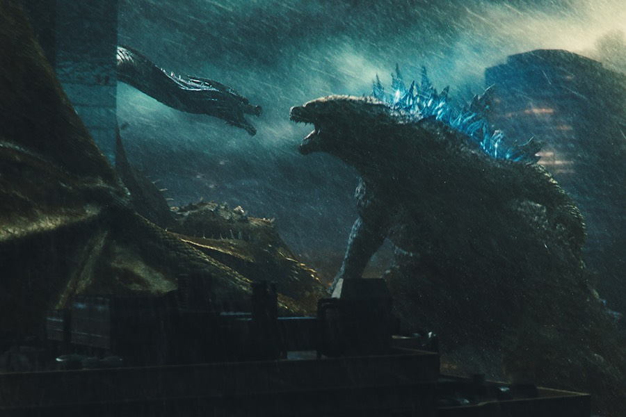 Recensie Godzilla II: King of the Monsters Cinemagazine