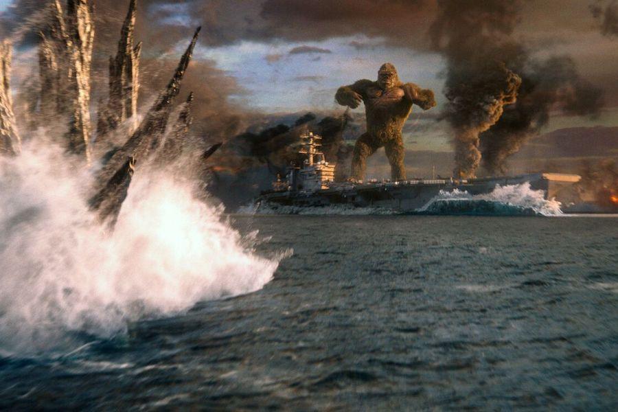 Recensie Godzilla vs. Kong Cinemagazine