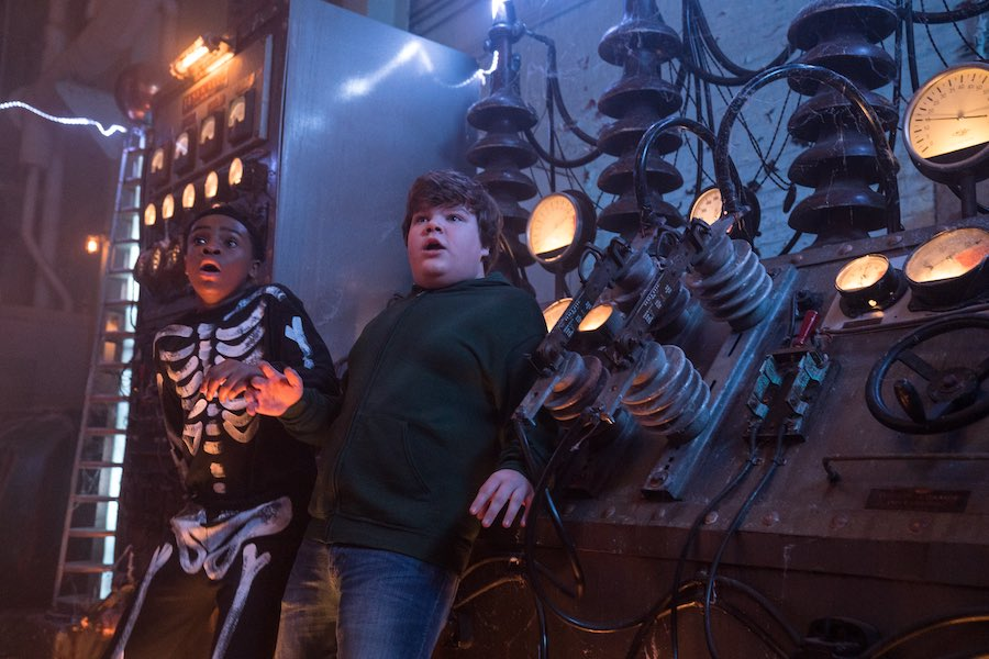 Recensie Goosebumps 2: Haunted Halloween Cinemagazine