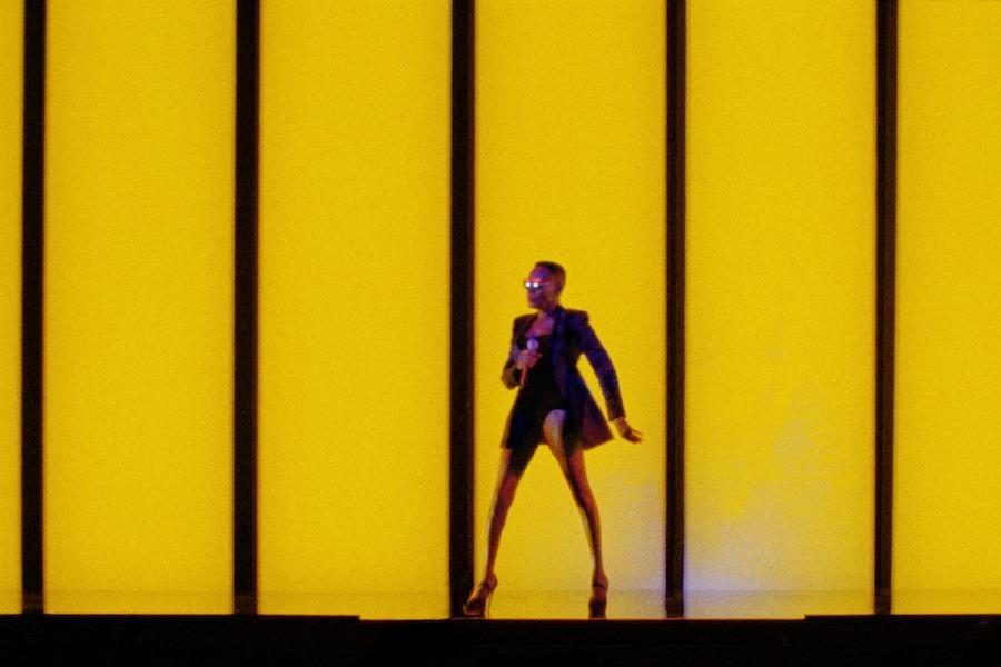 Recensie Grace Jones: Bloodlight and Bami Cinemagazine
