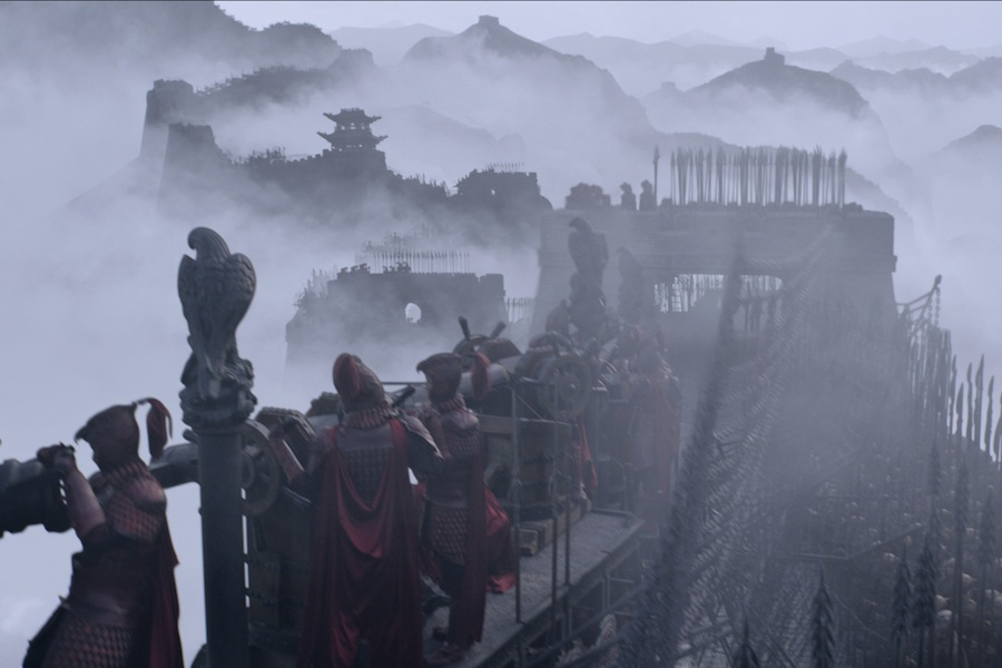 Recensie The Great Wall Cinemagazine