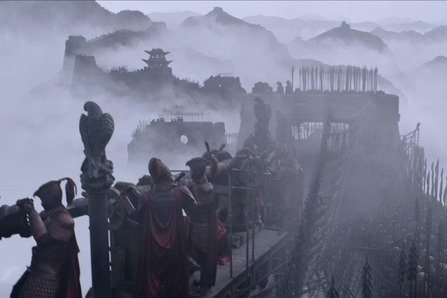Recensie The Great Wall Cinemagazine