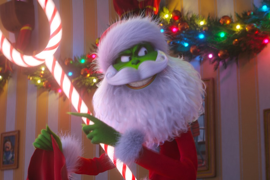 Recensie De Grinch Cinemagazine