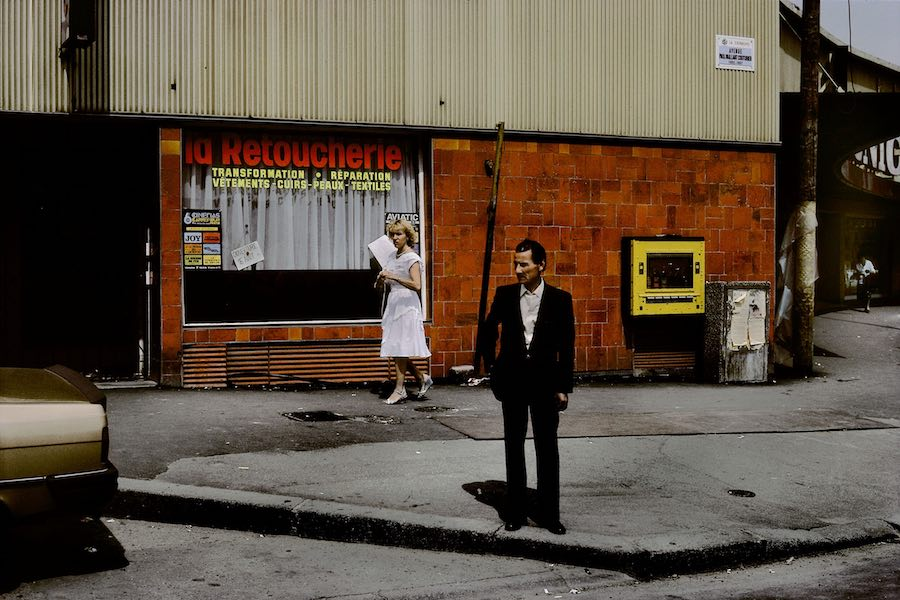 Recensie Harry Gruyaert. Photographer Cinemagazine