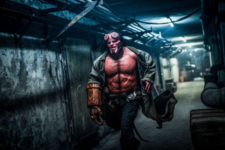 Recensie Hellboy Cinemagazine