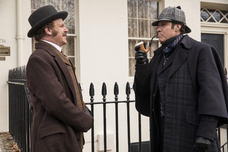 Recensie Holmes and Watson Cinemagazine
