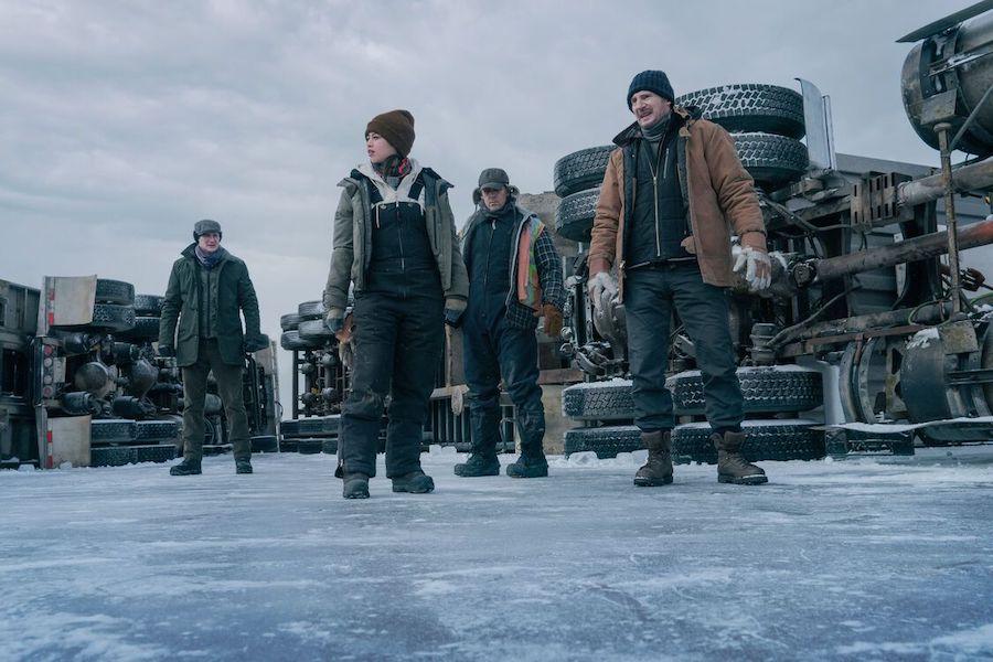 Recensie The Ice Road Cinemagazine