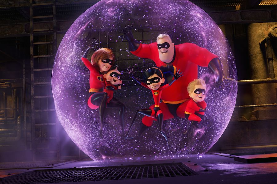 Recensie Incredibles 2 Cinemagazine