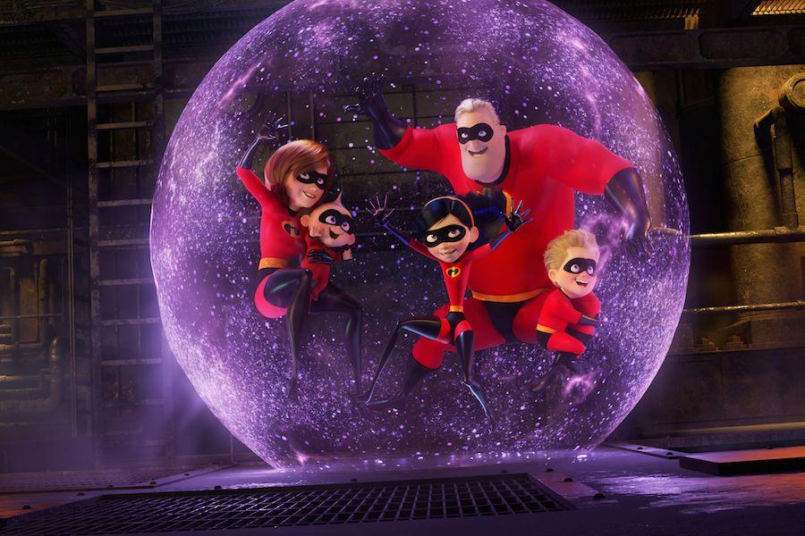 Recensie Incredibles 2 Cinemagazine