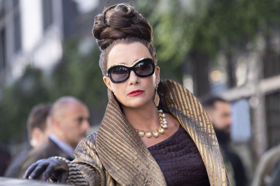 Interview Cruella (Emma Thompson als The Baroness) Cinemagazine
