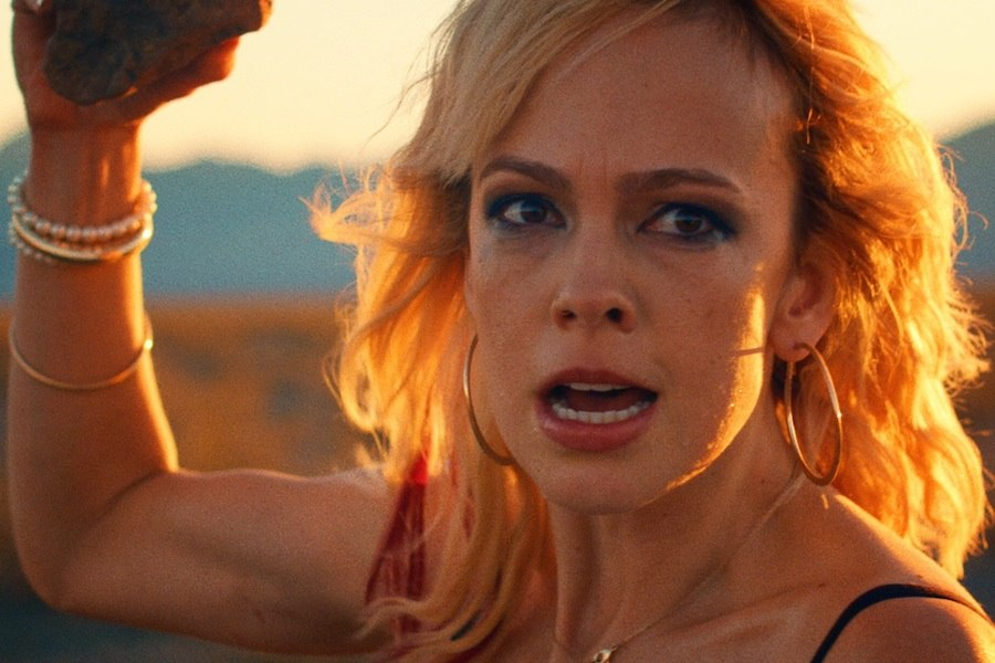 Recensie It Stains the Sands Red Cinemagazine