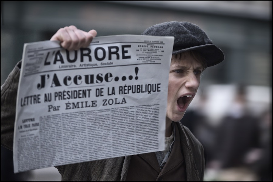 Recensie J'accuse Cinemagazine