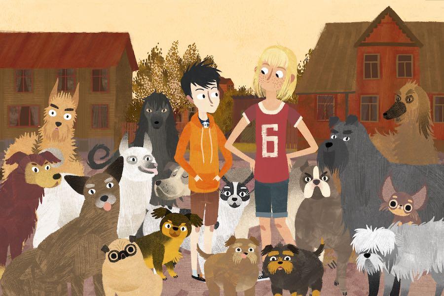 Recensie Jacob, Mimmi en de pratende honden Cinemagazine