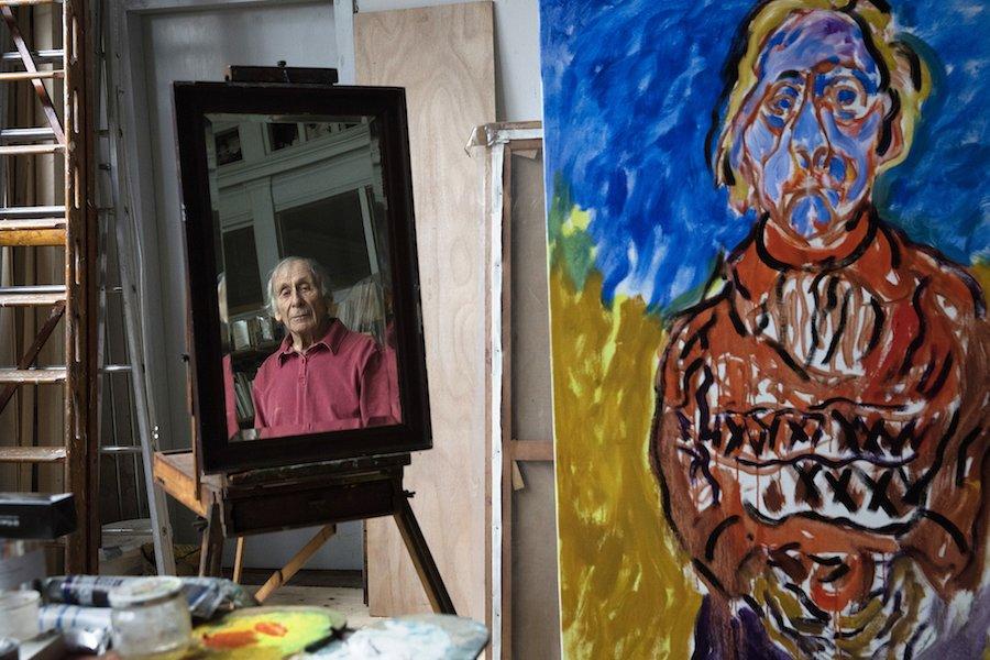 Recensie Jan Sierhuis zelfportret Cinemagazine
